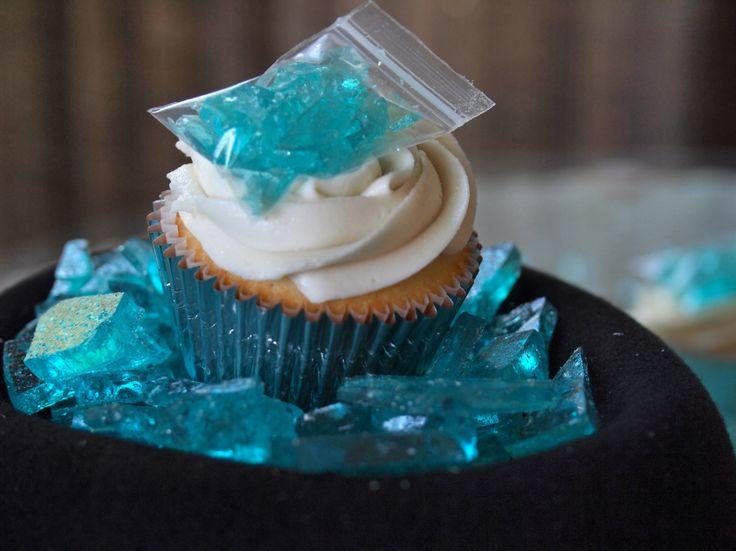 Blue Meth Cupcakes Breaking Bad