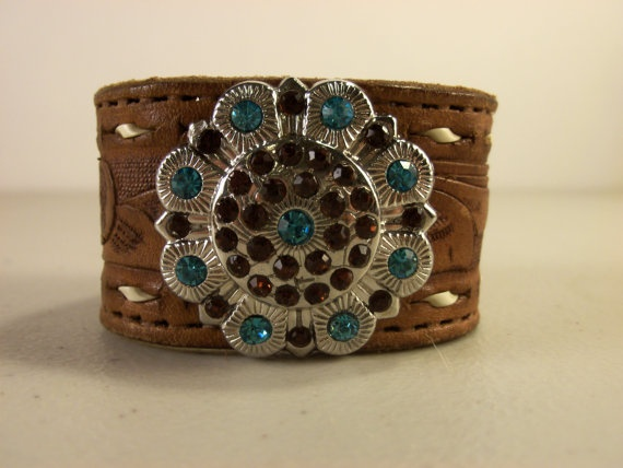 18 best jewelry jan chelsea 39 s creations images on Repurposed leather belts