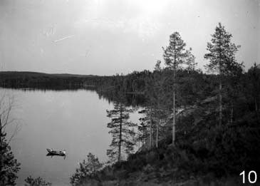 Lake Pielinen, North Karelia.