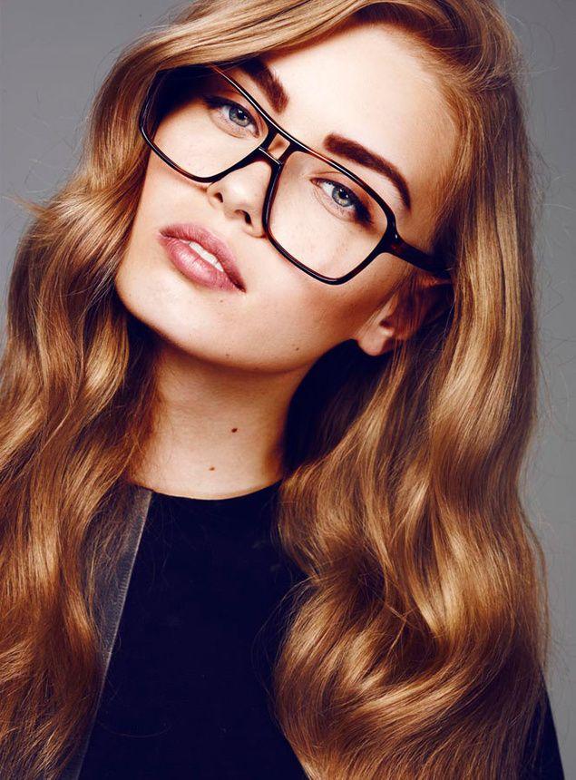 Usas Gafas, Para Gafas, Consejos Te, Estos Consejos, Maquillarse Con, Chicas Con Gafas, Peinados Chicas, Maquillaje Con Gafas, Glasses De