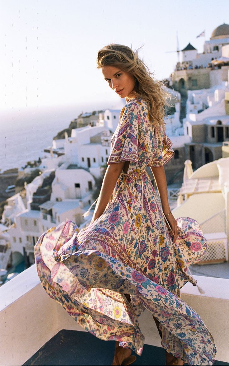 515 Best Gipsy Fashion Images On Pinterest  Bohemian