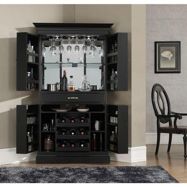 35 Best Home Bar Design Ideas: 35 Best Home Bar / Liquor Cabinets Images On Pinterest
