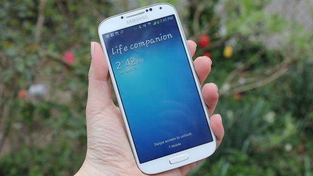 Samsung Galaxy S4 - I want!