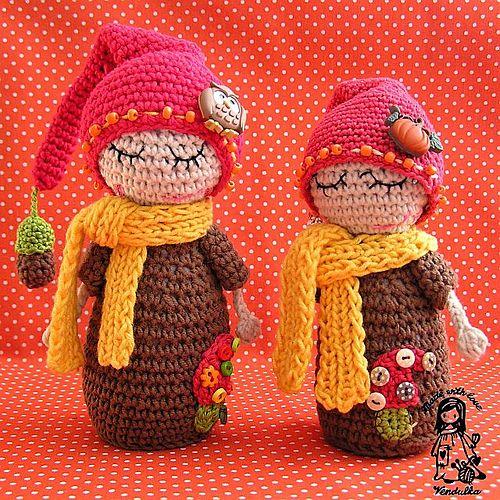 Ravelry: Oak hubby pattern by Vendula Maderska: Amigurumi Doll, Libraries, Crochet Ideas, Crafts Ideas, Oak Hubby, Crochet Toys Patterns, Crochet Patterns, Amigurumi Dolls, Crochet Knits