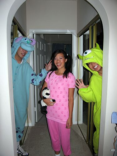 monsters inc costume idea - Monster Inc Halloween Costumes Boo