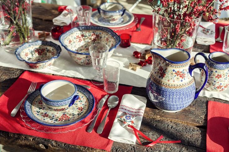 Christmas table,  http://ceramika-design.com.pl/shop/item/80