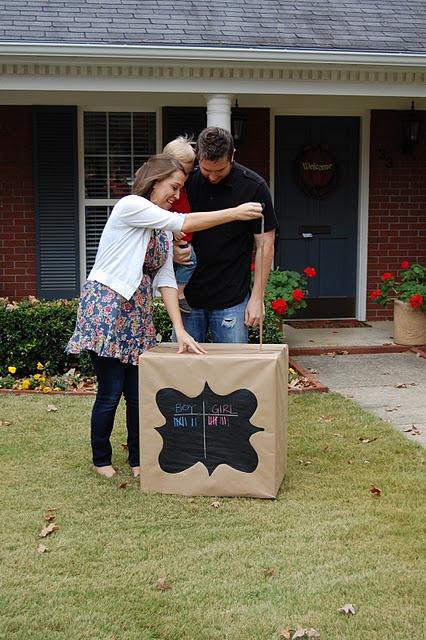 Love the tally ON the box idea!