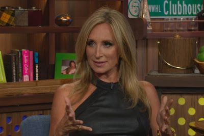 """Sonja Morgan Says She's No Longer Feuding With Bethenny Frankel Over Her 'Tipsy Girl' Brand: """"We're Cool Now"""""""