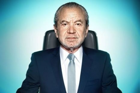 I hold a great respect for Lord Alan Sugar