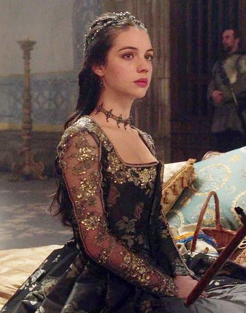 71 best images about reign on pinterest adelaide kane for Mary queen of scots replica jewelry