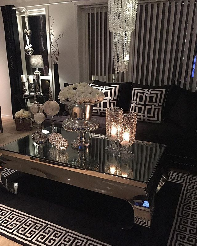 25 best ideas about versace home on pinterest next for Glam dining room ideas