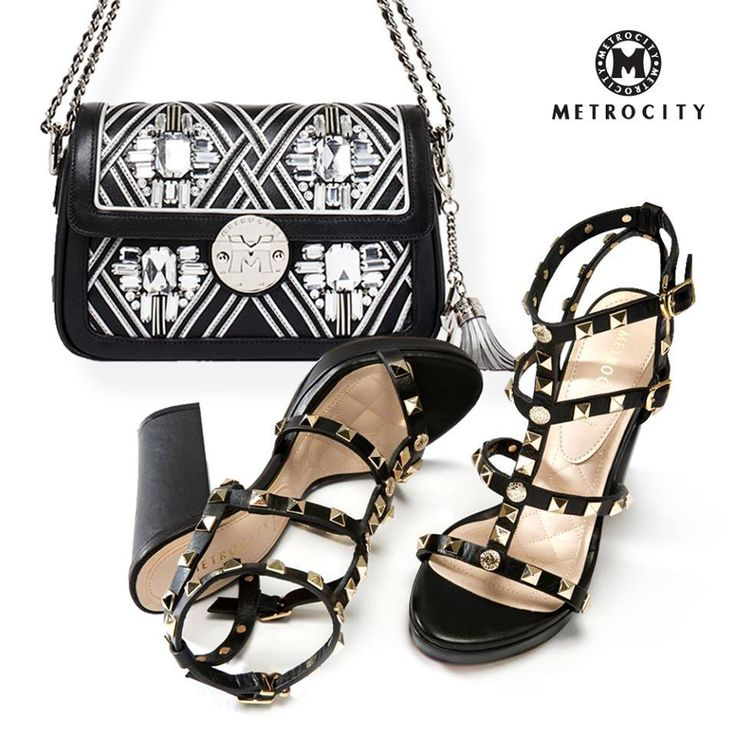 Chic and stylish items to bring edge for night outs.