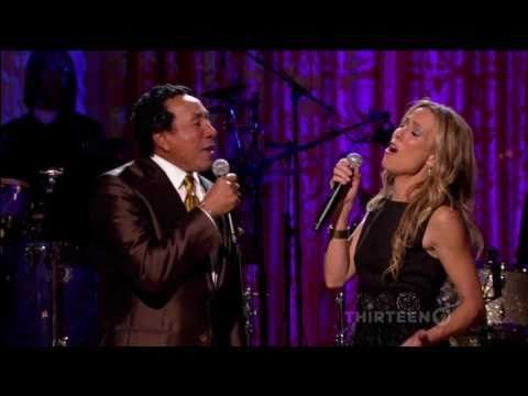 "Smokey Robinson & Sheryl Crow - ""You've Really Got a Hold on Me"" (The Motown Sound)"