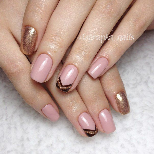Nails Just Look Better With A Diamond Ring On Your Finger: 25+ Best Ideas About Business Nails On Pinterest
