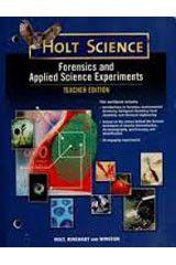Holt McDougal Science
