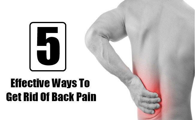 how to get rid of muscle pain
