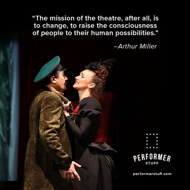 Theater Quotes: 17 Best Musical Theatre Quotes On Pinterest