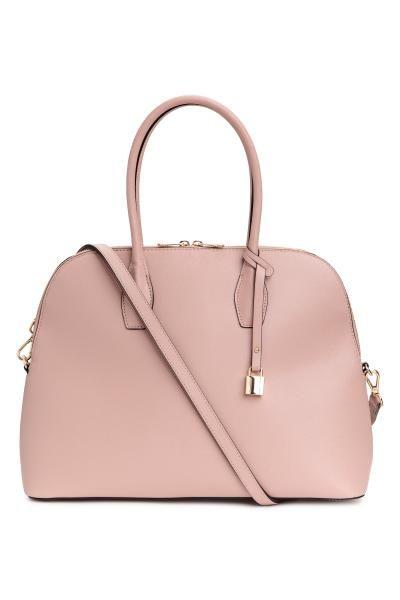 Handbag - Powder pink - Ladies   H&M GB 1