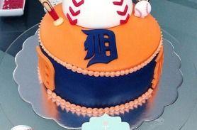 Torta de Baseball en Envigado, Dulcepastel.com