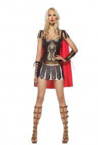 Gladiátor nő