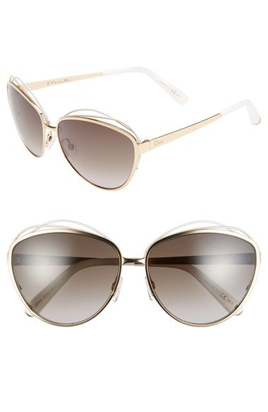 Dior 62mm Retro Sunglasses available at #Nordstrom