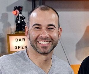 james murray what a nice smile ♥️