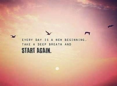 Tomorrow Is A New Day Words Quotes Inspirational Quotes Words
