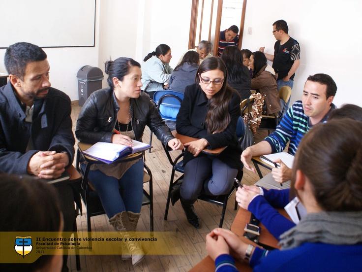 2º Encuentro Sobre Violencia Escolar y Convivencia.