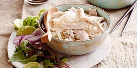 Leftover Roast Turkey Pho