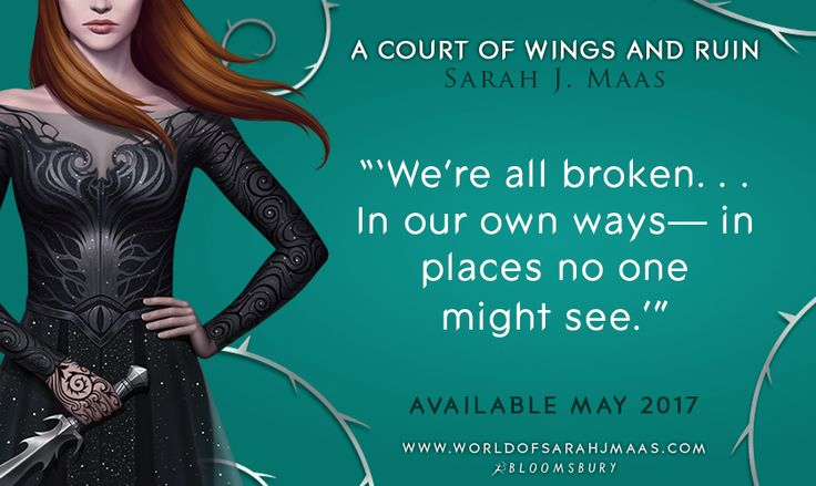 These quotes are making me impatient!! I need the book!  ACOWAR