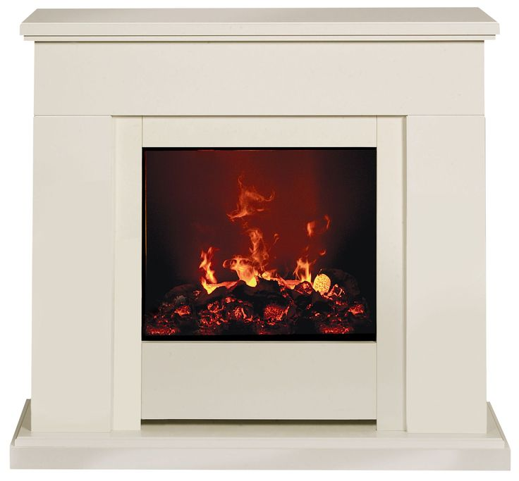 Dimplex Optimyst Freestanding Electric Fire Suite | Departments | DIY at B&Q
