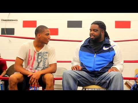 Glenville Rec Boxing Thomas Mattice Interview
