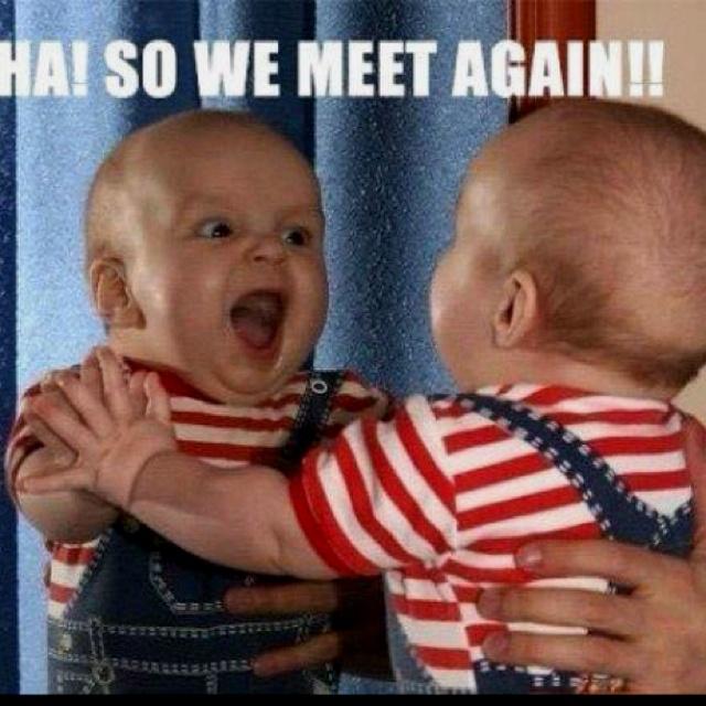 Ha! So we meet again!
