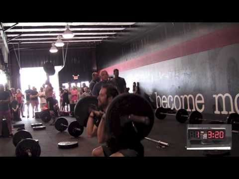 Rich Froning 540 WOD - YouTube