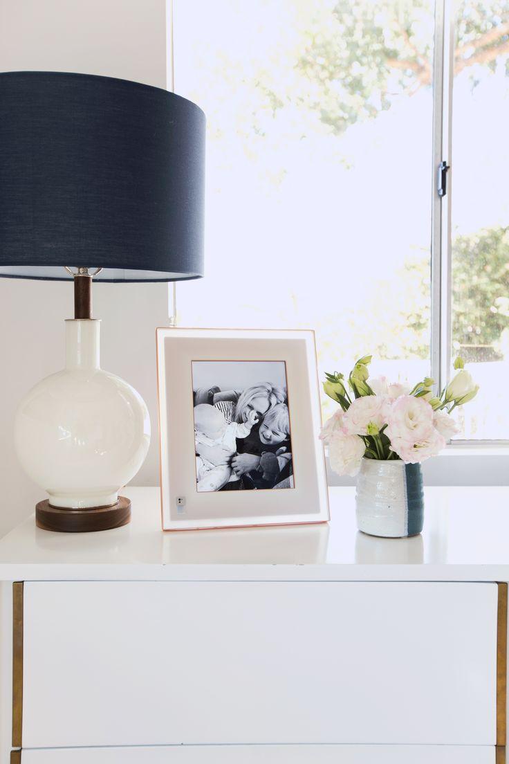 emily-henderson_aura-photo-frame_digital-frame_family_memories_photos_bedroom_master_gif