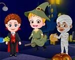 In Baby Hazel Halloween Night, This Halloween season, join Baby Hazel and friends to enjoy a spooktastic Halloween night ever! Play a lot of fun-filled Halloween games and activities with kids. Give a Halloween makeover to kids and go trick-or-treating around the town. Feast on yummy Halloween treats and have fun partying with kids at Halloween food hub. Happy Halloween with Baby Hazel!