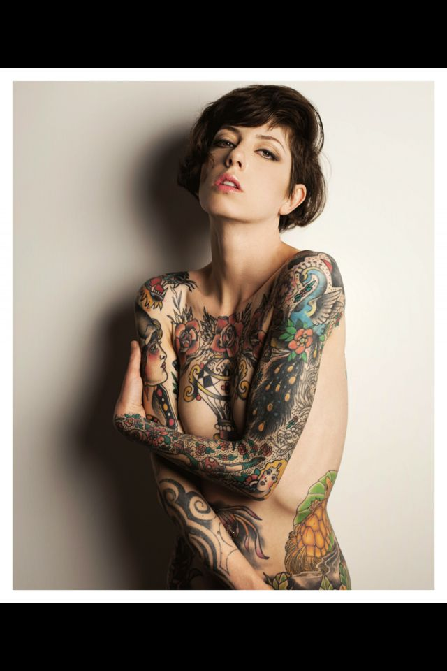 Dating site for people with tattoos