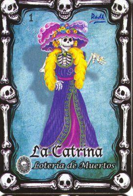 01 - La Catrina