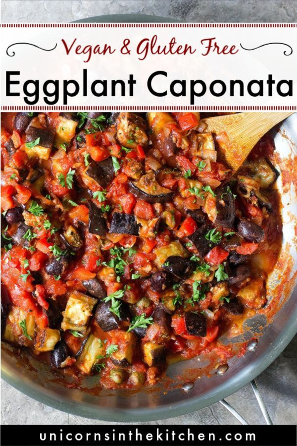 Eggplant Caponata Recipe In 2020 Caponata Recipe Eggplant Recipes Healthy Eggplant Caponata Recipe