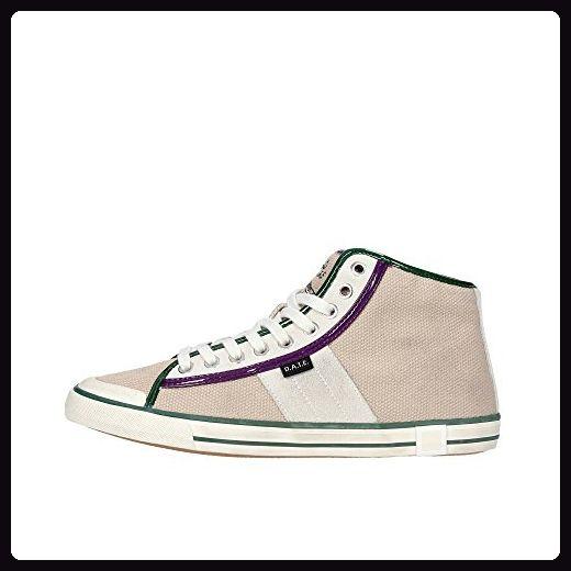 D.a.t.e. TENDER HIGH-27 Sneakers Damen Beige/Grün 38 - Sneakers für frauen (*Partner-Link)