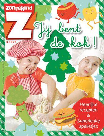 Zonnekind-Kerstboeken
