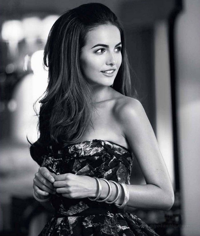 """Camilla Belle for Jezebel magazine. """"That's m'y biggest accomplishment, staying strong and not changing, not being fed off this weird energy that exists in my business."""""""