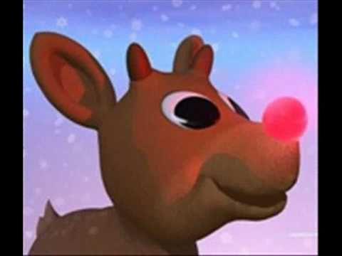 Cancion de Rudolf en espanol! Video packet here https://www.teacherspayteachers.com/Product/Rudolph-the-Red-Nosed-Reindeer-Video-Guide-Rudolf-El-Pequeno-Venado-2269220