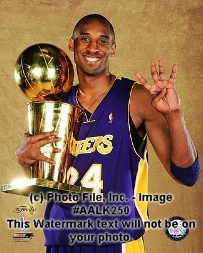 Kobe Bryant La Lakers 2009 '09 #NBA Finals Licensed Picture Poster 8x10 Photo from $4.59