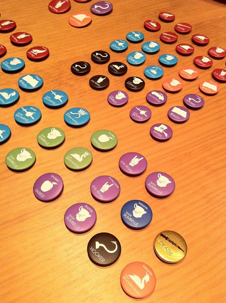 Cute Ways to Display Your Enamel Pins - queeniescards