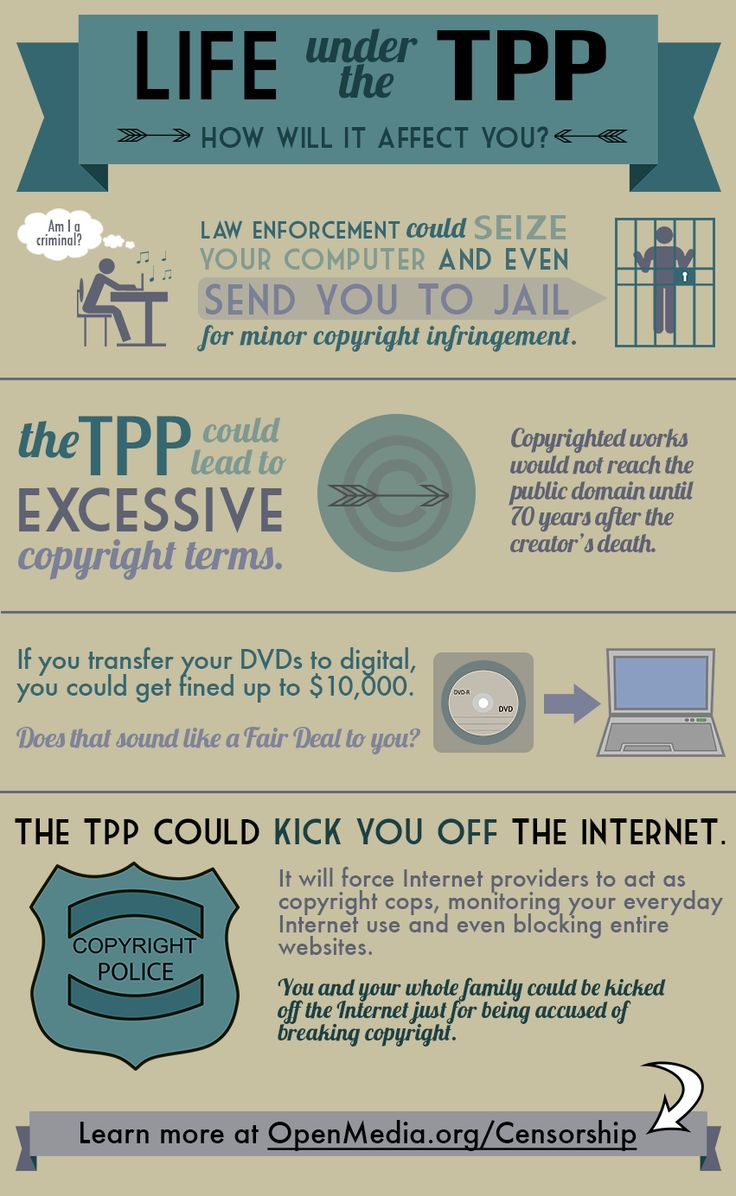 I need your help to spread the word about the TPP!