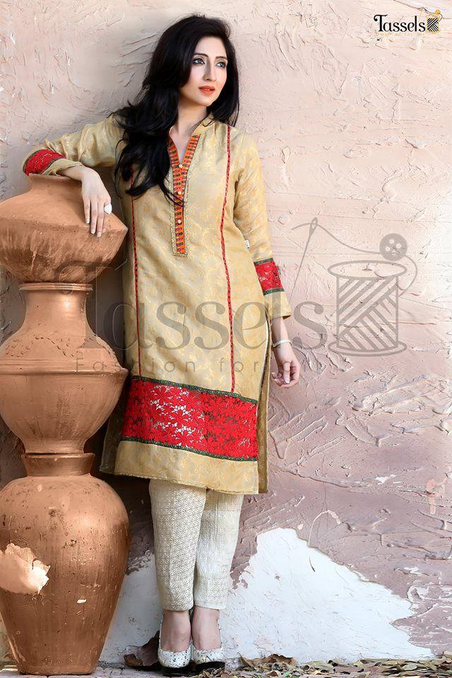 Tassels Women Winter Dresses Collection 2016