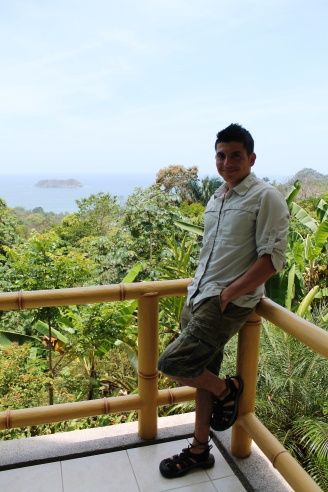 Ricky at Si Como No (from post: Costa Rica All-Inclusive Resort Series – PART 2: How To Have An All-Inclusive Vacation In Costa Rica WITHOUT The All-Inclusive Resort)