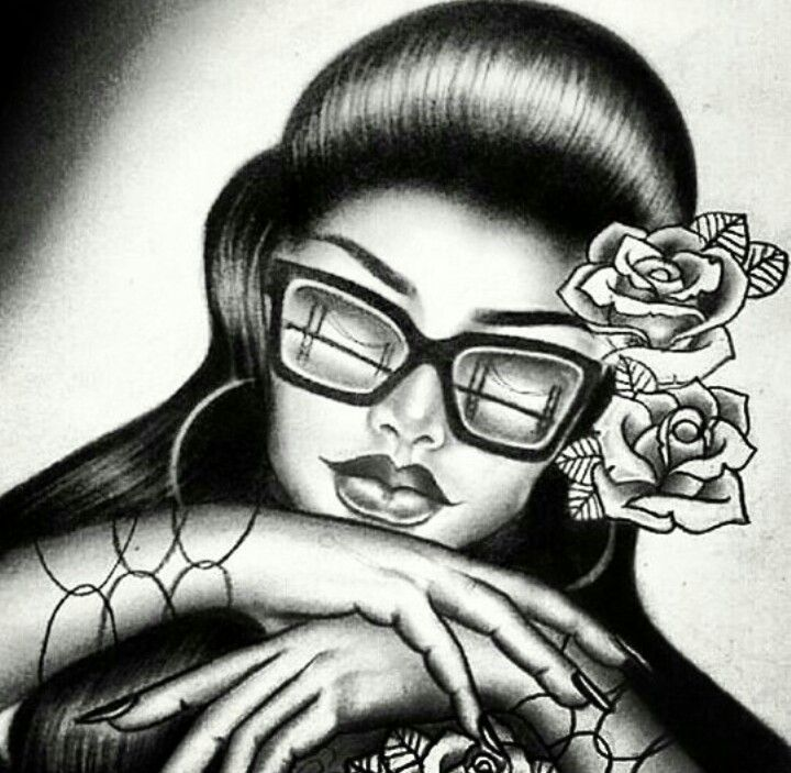 Chicano Love Drawings Related Keywords - Chicano Love ...
