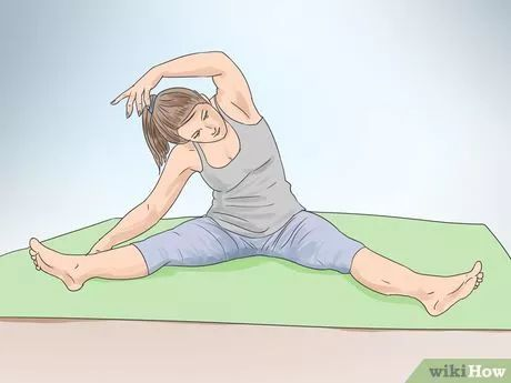 Image titled Do the Splits in a Week or Less Step 1